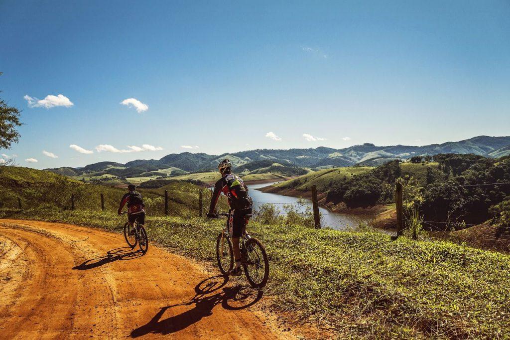 Le regole di comportamento della mountain bike