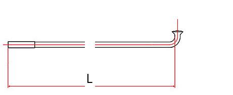 misura della lunghezza dei raggi