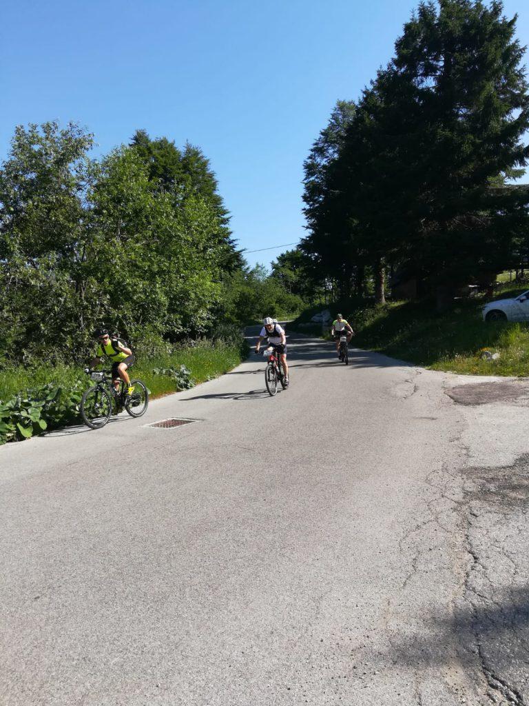 Pianka bike 2019 - sul percorso