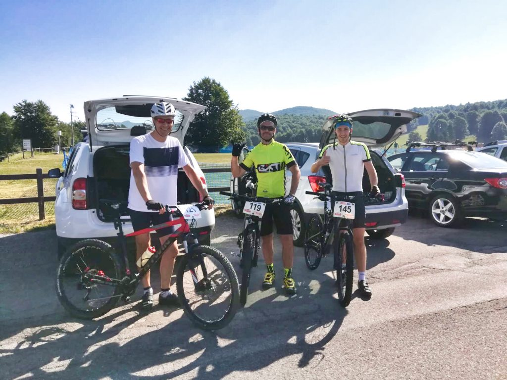 Pianka bike 2019 - il nostro team