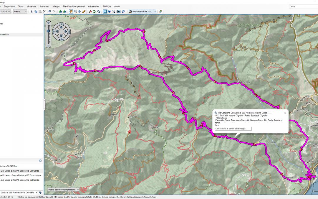 Pianificare le escursioni in mountain bike con le mappe OpenMtbMap