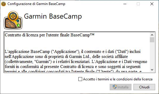 basecamp installazione 1
